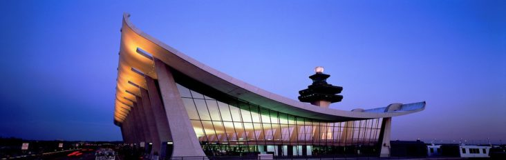Washington Dulles Airport.