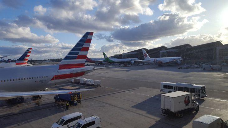 Miami Airport.