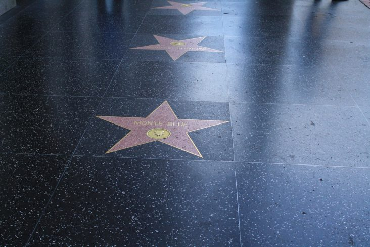 Walk of Fame (Hollywood Blvd)