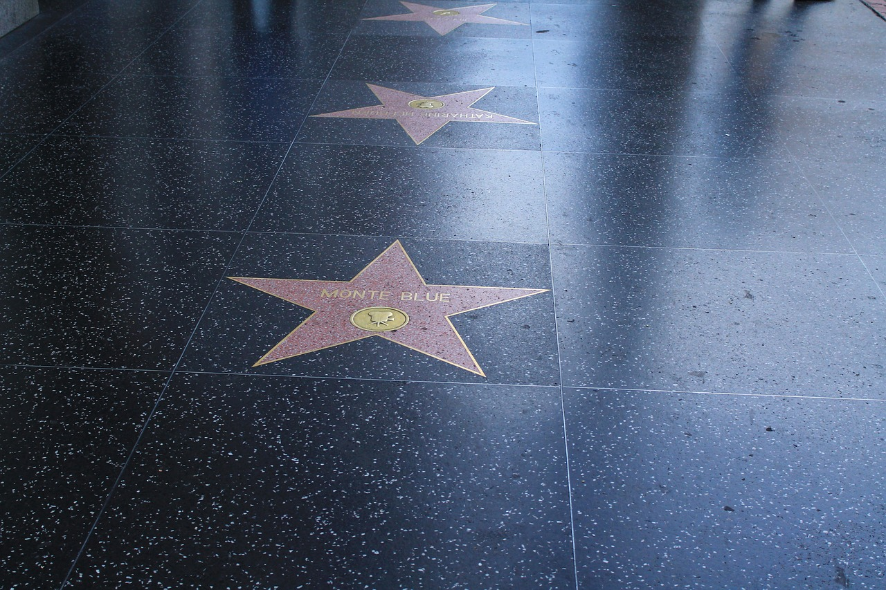 Walk of Fame (Hollywood Blvd)