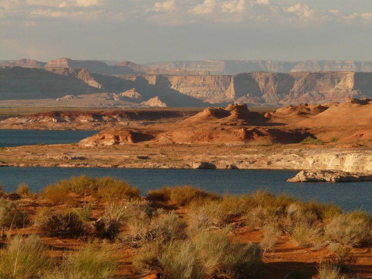 Lake Powell, Arizona.