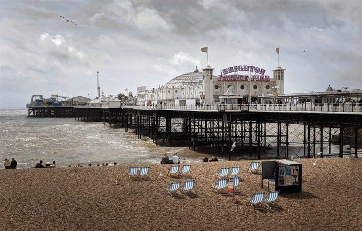 Brighton Beach & Pier.