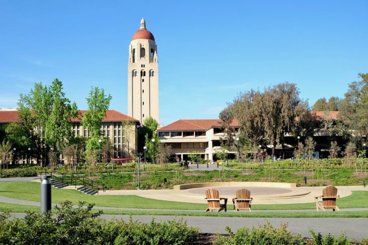 Stanford University in Palo Alto, CA.