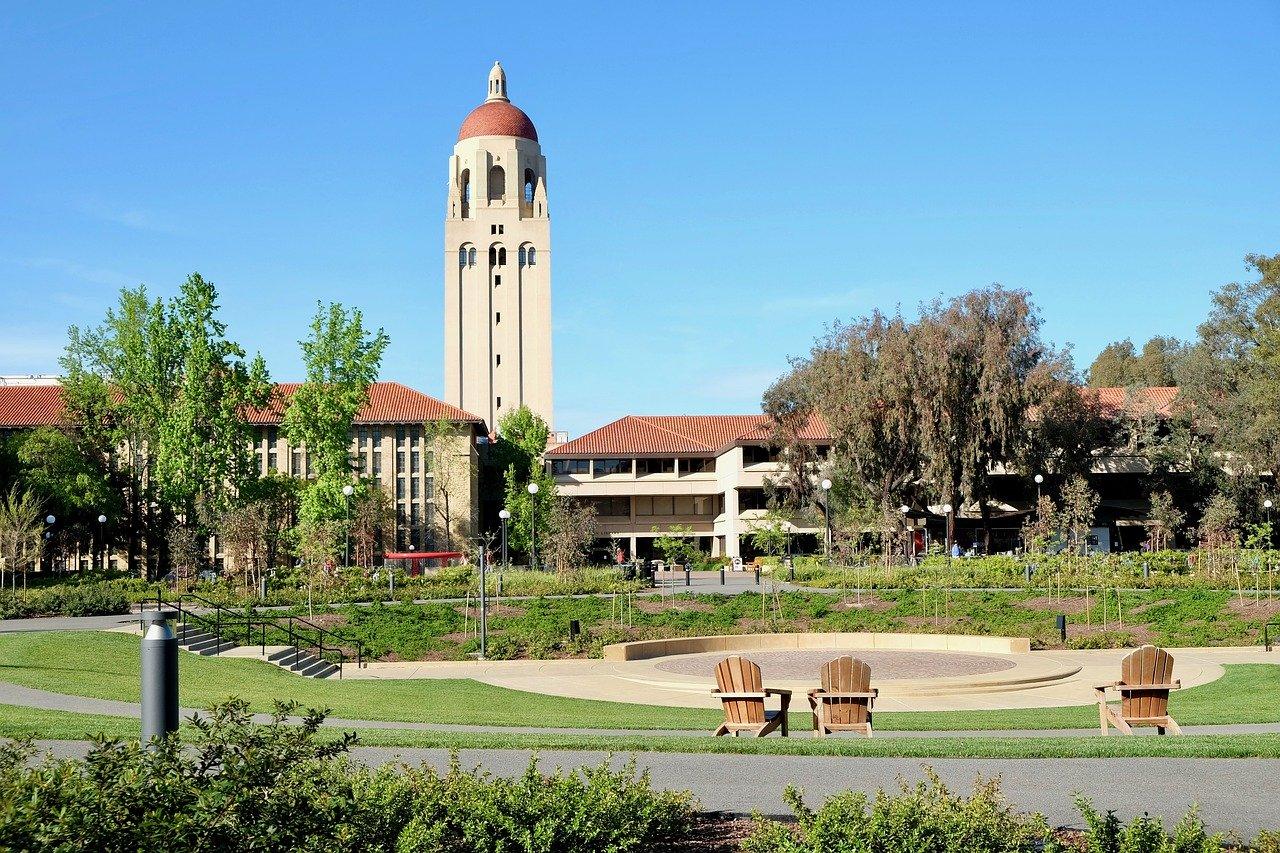 Stanford University in Palo Alto, CA.