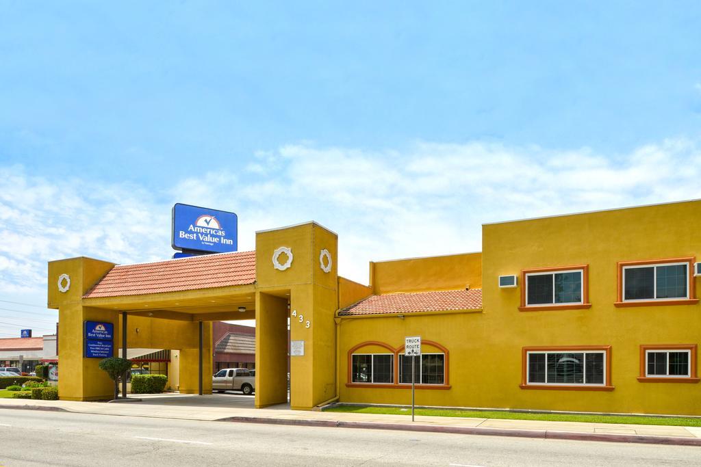America's Best Value Inn - Azusa Pasadena, one of the hotels in Azusa, CA.