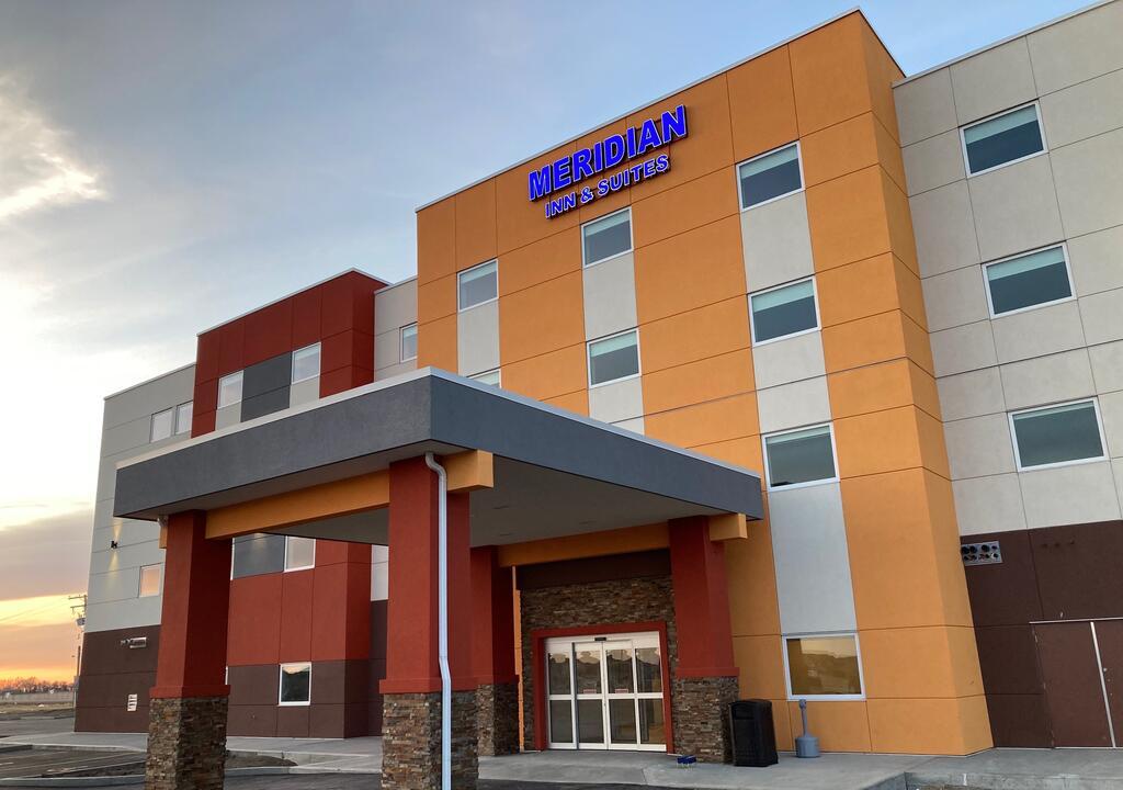Meridian Inn & Suites Regina Airport, one of a number of hotels near Regina Airport.