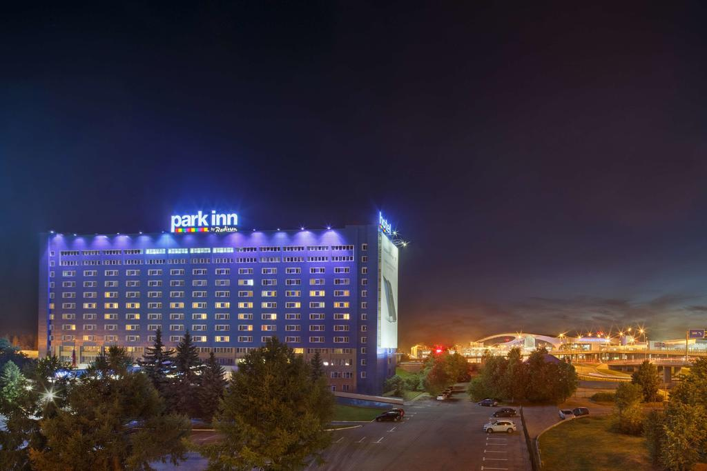 Park Inn by Radisson Sheremetyevo Airport Moscow, one of many hotels near Sheremetyevo Airport.