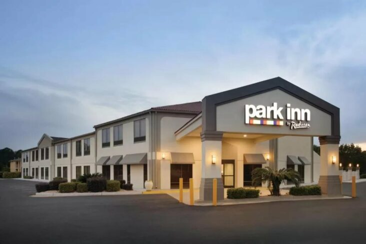 The Park Inn by Radisson Albany, one of the hotels in Albany, GA.