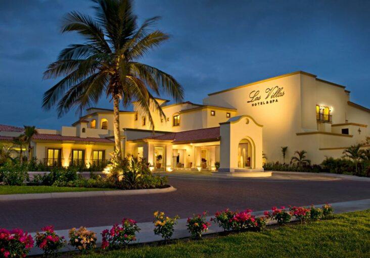 The Las Villas Spa & Golf Resort, one of the only hotels near Mazatlan Airport.