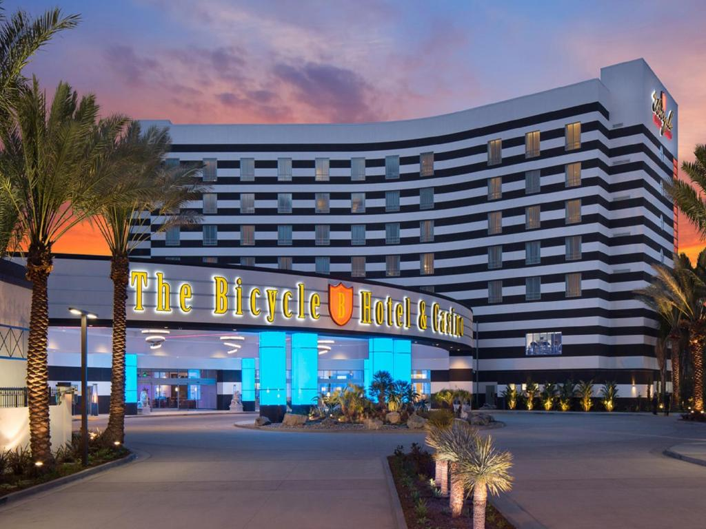 The Bicycle Hotel & Casino, one of the hotels in Bell Gardens, CA.