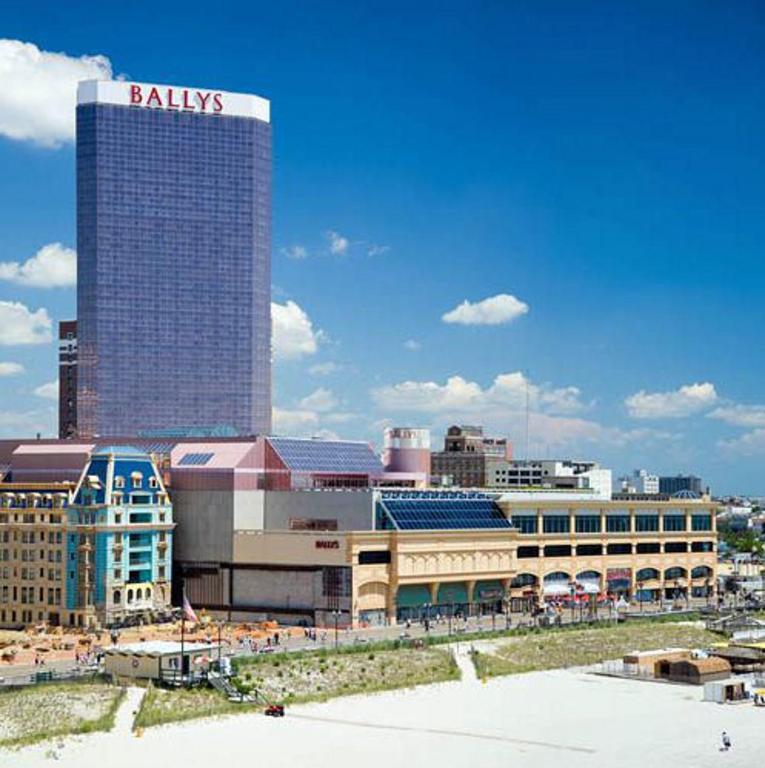 Bally's Atlantic City Hotel & Casino, one of the hotels near Atlantic City Convention Center.