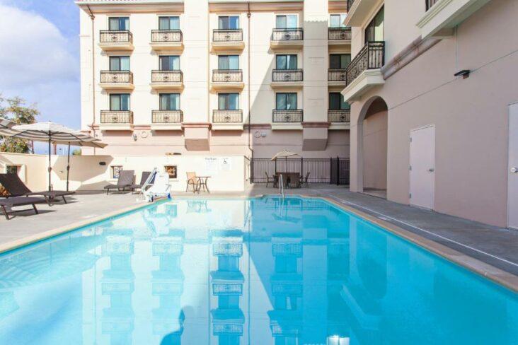 The Holiday Inn El Monte - Los Angeles, one of the hotels in El Monte, CA.