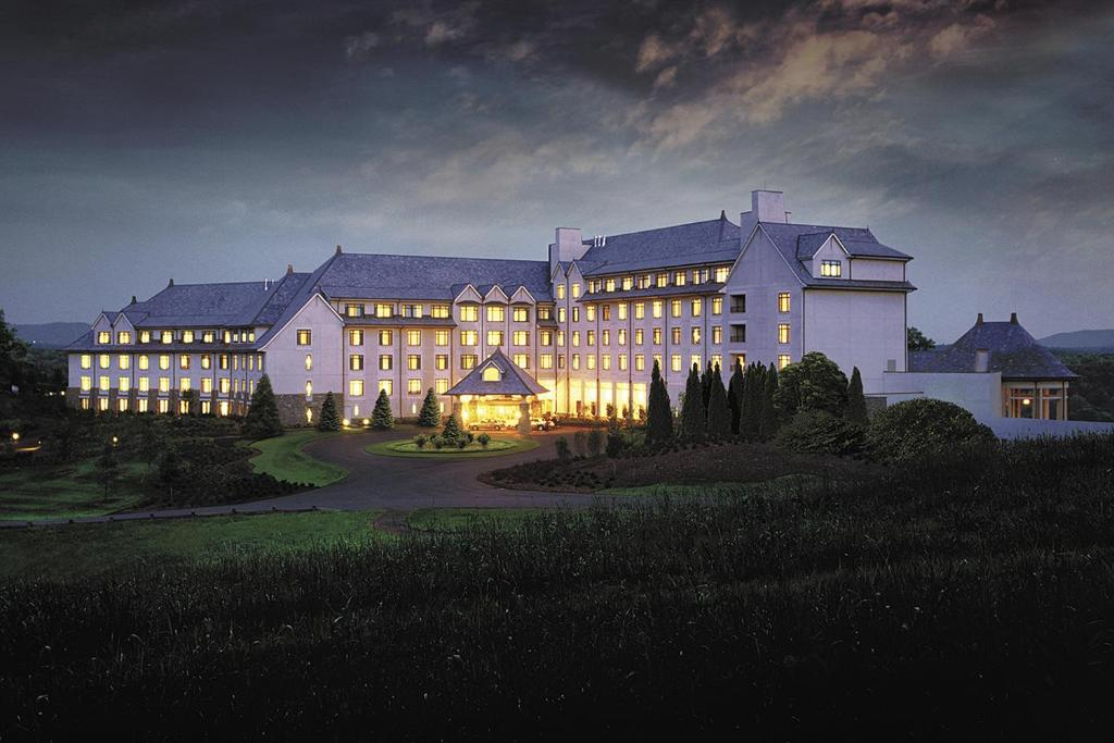 The Inn on Biltmore Estate, one of the hotels near the Biltmore Estate in Asheville. NC.
