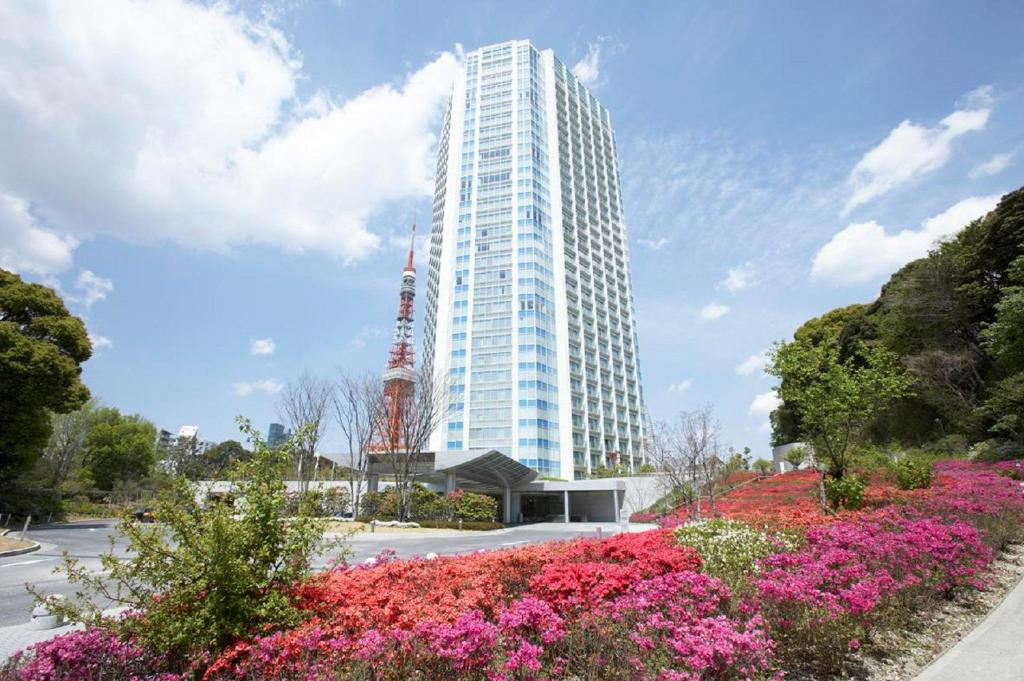The Prince Park Tower Tokyo, one of the best hotels in Tokyo, Japan.
