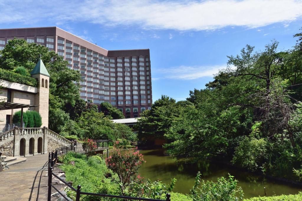 The Hotel Chinzanso Tokyo,, one of the hotels near Waseda University.