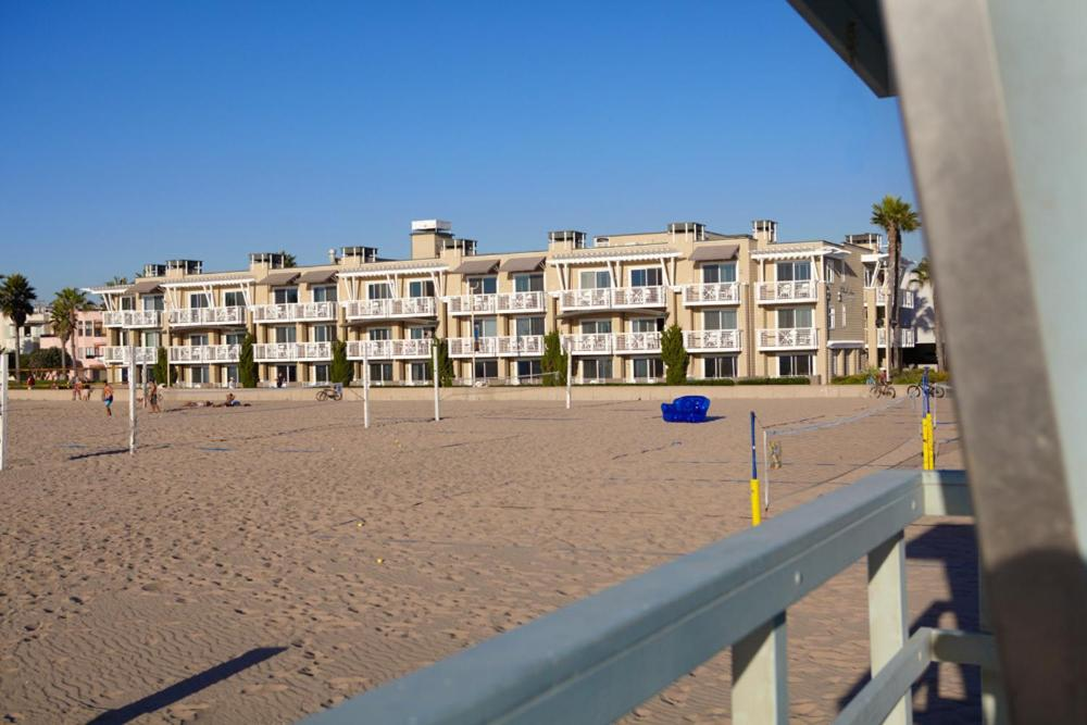 The Beach House at Hermosa, one of the hotels in Hermosa Beach, CA.