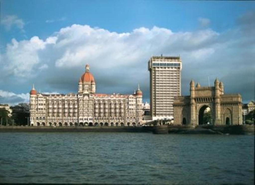 The Taj Mahal Tower Mumbai, one of the best hotels in Mumbai, India.