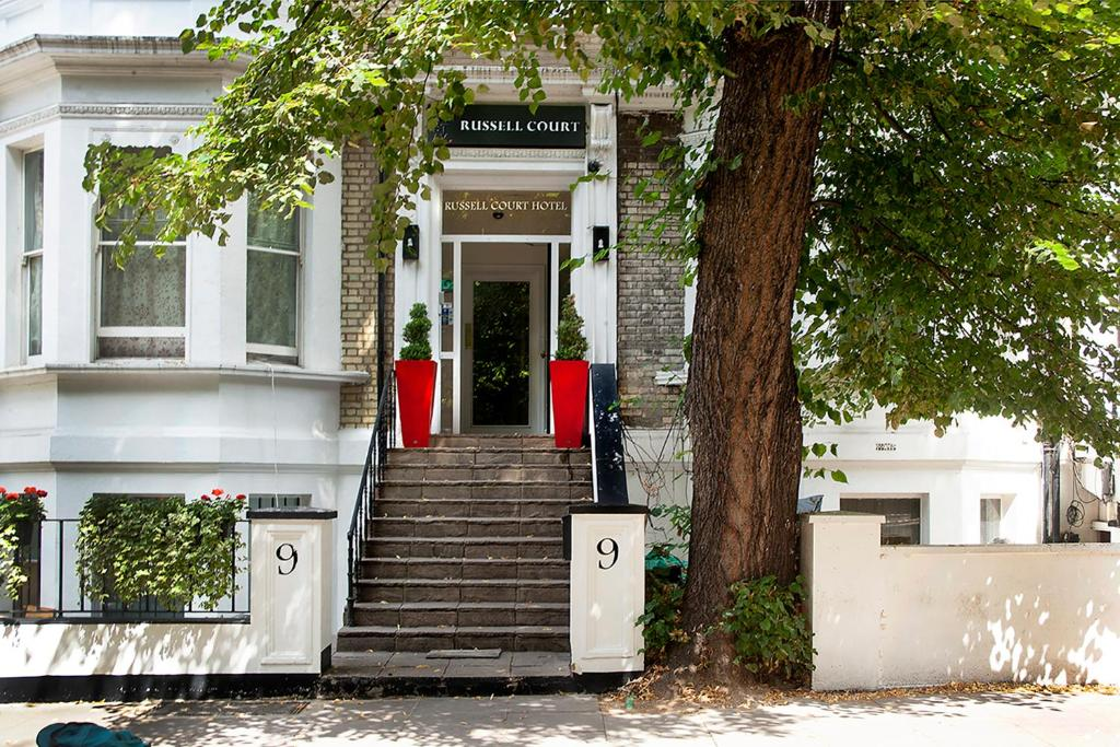 The NOX Hotels - Olympia, one of the hotels near Kensington Olympia Station in London.