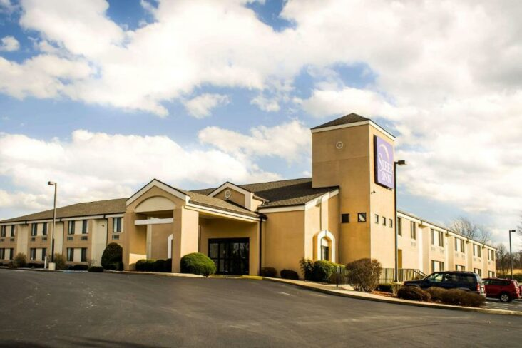 The Sleep Inn Beaver - Beckley, one of the hotels near Raleigh County Airport in Beckley, WV.
