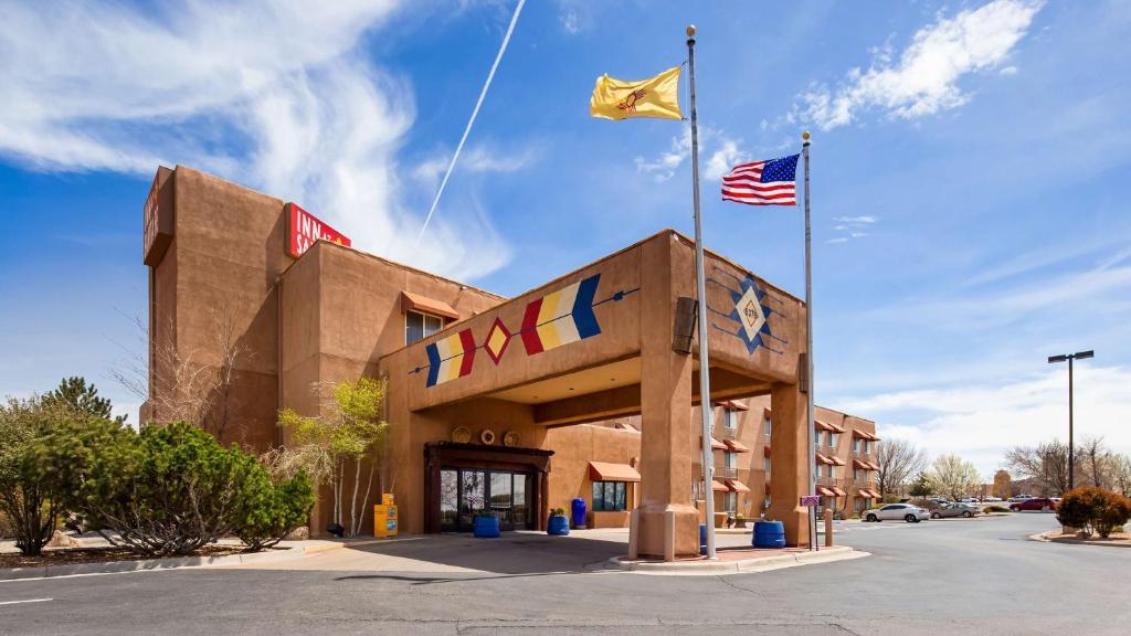 The Inn st Santa Fe, one of the hotels near Santa Fe Airport in New Mexico.