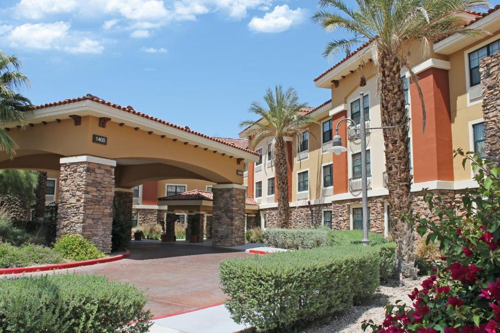 The Extended Stay America - Palm Springs - Airport, one of the hotels near Palm Springs Airport in California.