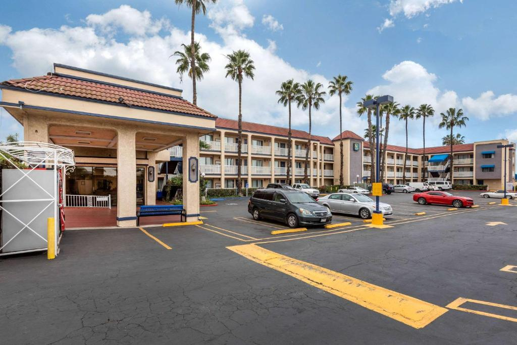 The Quality Inn Lomita - Los Angeles South Bay, one of the hotels in Lomita, CA.