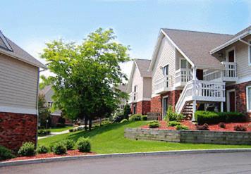 The Residence Inn Binghamton, one of the hotels near Binghamton University in New York State.