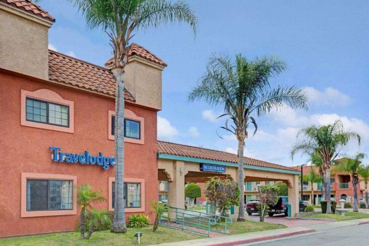 The Travelodge by Wyndham Lynwood, one of the hotels in Lynwood, CA.